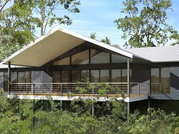 steel kit home QLD to WA